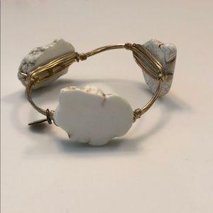bourbon and bow ties bracelet